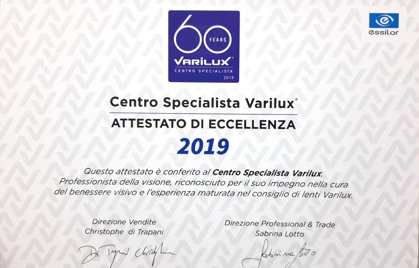 5b6a3eaf65 Centro ottico Specializzato lenti progressive Varilux 2019